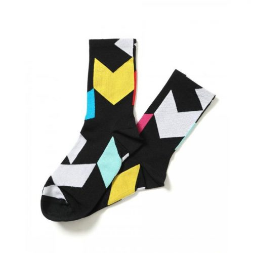 Meias Assos Fastlane Rock Socks