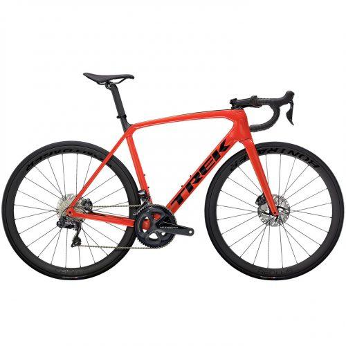 Bicicleta Trek Emonda SL 7 Gloss Radioactive Red