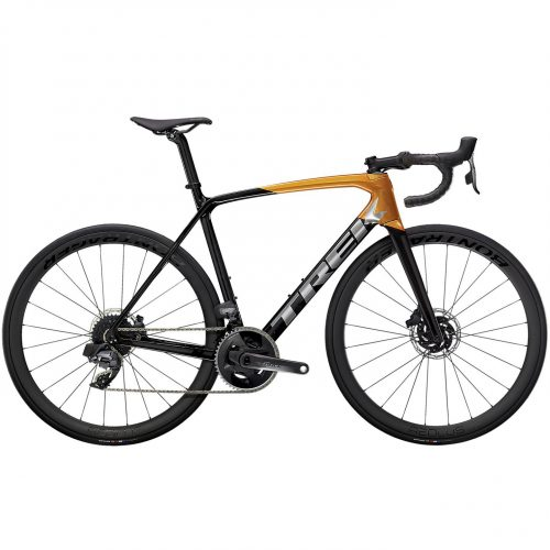 Bicicleta Trek Emonda SL 7 eTap Factory Orange