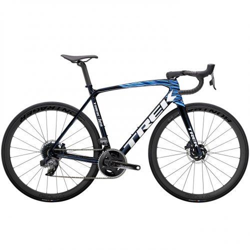 Bicicleta Trek Emonda SLR 7 eTap Smoke Blue