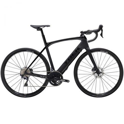 Bicicleta Trek Domane+ LT Dnister Black