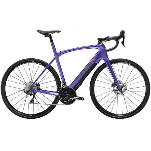 Bicicleta Trek Domane+ LT Purple Flip
