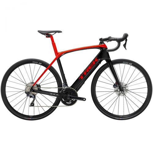 Bicicleta Trek Domane+ LT Radioactive Red