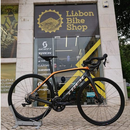 Bicicleta Trek Domane SL 5 Factory Orange