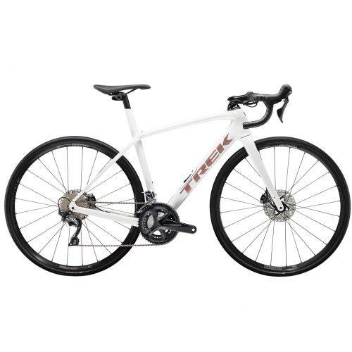 Bicicleta Trek Domane SL 6 Crystal White