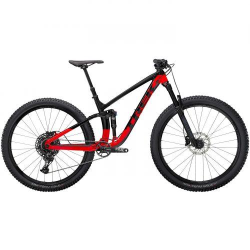 Bicicleta Trek Fuel EX 7 Radioactive Red