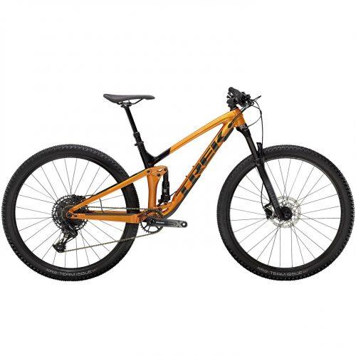 Bicicleta Trek Top Fuel 7 SX Factory Orange