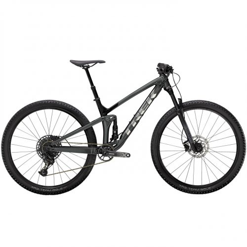 Bicicleta Trek Top Fuel 7 SX Lithium Grey
