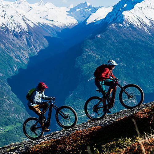 Bicicletas Eléctricas para Montanha