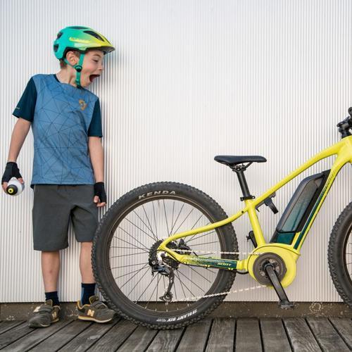 Bicicletas Electricas de Criança