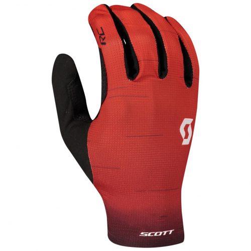 Luvas SCOTT RC Pro LF Fiery Red White