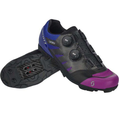 Sapatos Scott Mtb RC SL Supersonic Edition