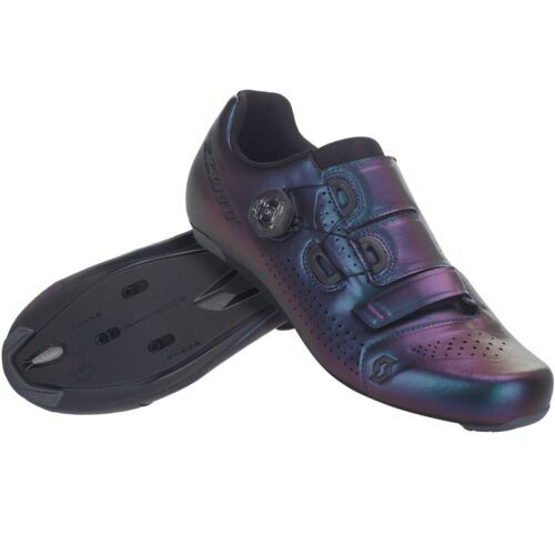 Sapatos SCOTT Road Team Boa Purple