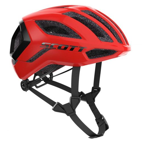 Capacete Scott Centric Plus Fiery Red