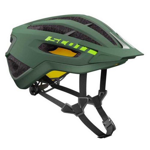 Capacete Scott Fuga Plus Dark Green