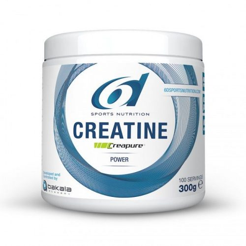 6D Performance Creatine Creapure
