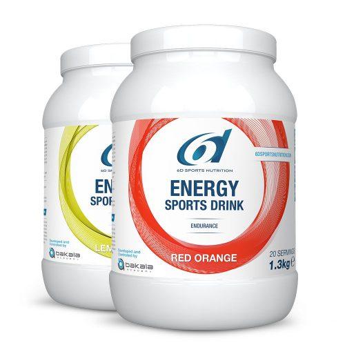Bebida Desportiva Energy 6D Sports Drinks
