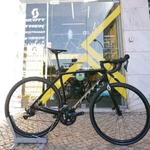 Bicicleta SCOTT Addict 20 Stellar Blue