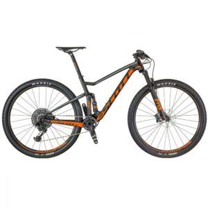 Bicicleta SCOTT Spark RC 900 Comp Laranja