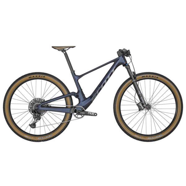 Bicicleta Scott Spark RC 900 Comp Azul