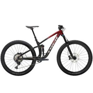 Bicicleta Trek Fuel EX 8 XT Rage Red