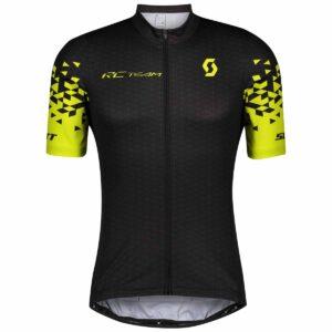 Jersey Scott RC TEAM 10 Black Yellow