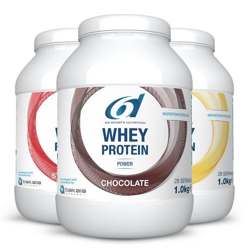 Proteína Whey 6D Recovery