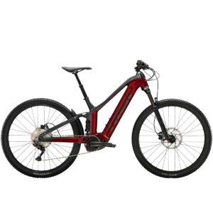 Bicicleta Trek Powerfly FS 4 625 Crimson