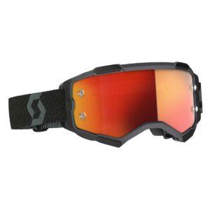 Goggles Scott Fury Black Orange