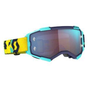 Goggles Scott Fury Blue Orange
