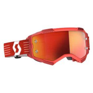 Goggles Scott Fury Bright Red