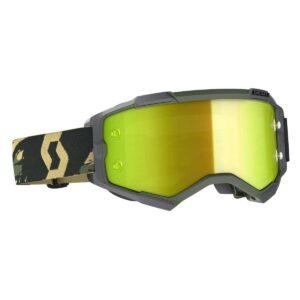 Goggles Scott Fury Camo Kaki