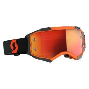 Goggles Scott Fury Orange Black