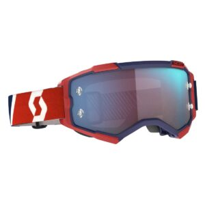 Goggles Scott Fury Red Blue