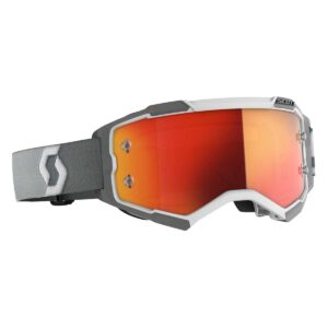 Goggles Scott Fury White Grey