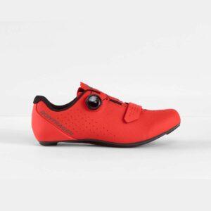 Sapato de estrada Bontrager Circuit Vermelho