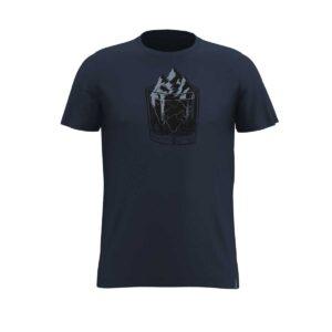 T-shirt Scott 20 Casual Dye