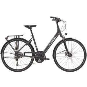 Bicicleta Trek Verve 2 Equipped Lowstep Grey