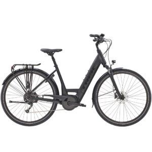 Bicicleta Trek Verve+ 3 Lowstep Black