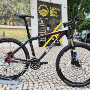 Bicicleta Scott Scale 30 Usada