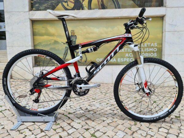 Bicicleta Scott Spark 35 Usada