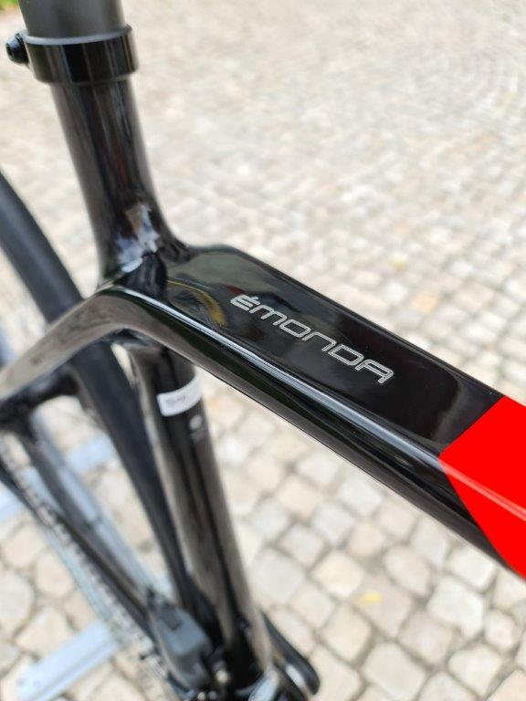 Bicicleta Trek Emonda SL 6 Usada