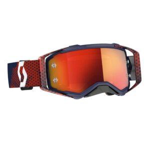 Goggles Scott Prospect Red Blue