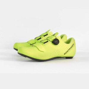 Sapato de estrada Bontrager Circuit Amarelo Radioativo