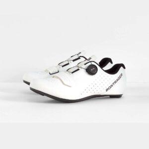 Sapato de estrada Bontrager Circuit Branco