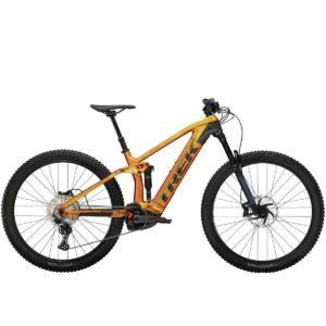 Bicicleta Trek Rail Rail 9.5 Orange