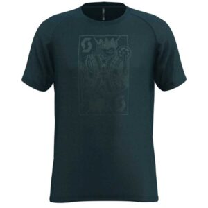 T-shirt Scott 30 RAGLAN Azul