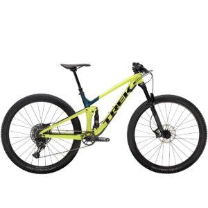 Bicicleta Trek Top Fuel 8 NX Dark Aquatic