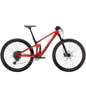 Bicicleta Trek Top Fuel 9.7 Gloss Red