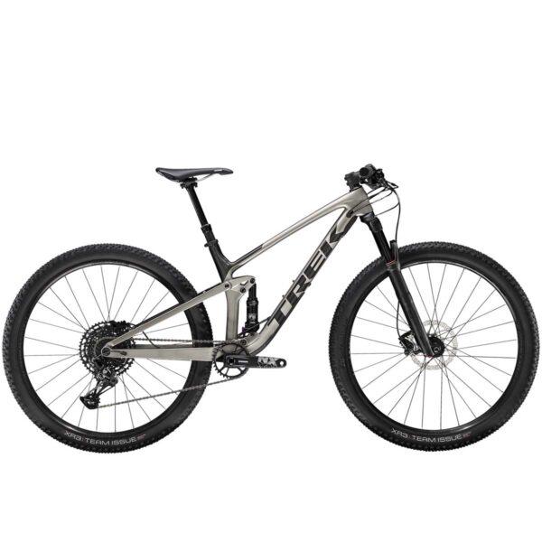 Bicicleta Trek Top Fuel 9.7 Metallic Gunmetal
